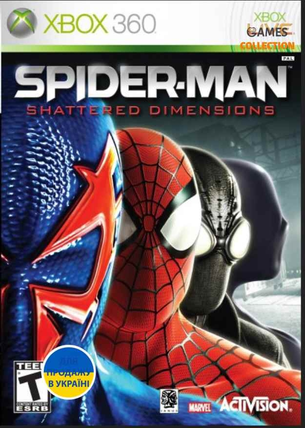 Spider-Man: Shattered Dimensions (XBOX360)-thumb