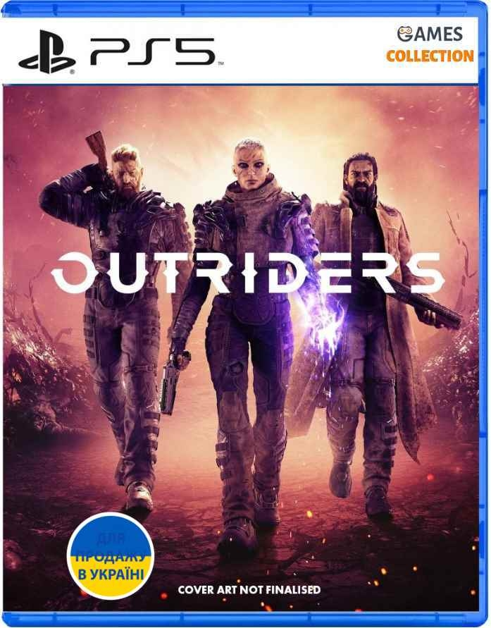 Outriders (PS5)-thumb
