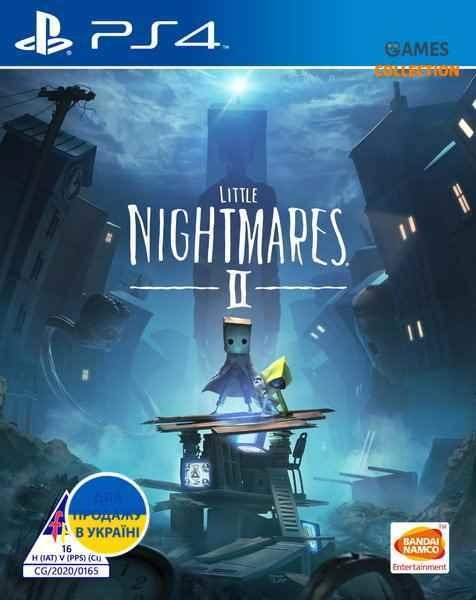 Little Nightmares II (PS4)-thumb