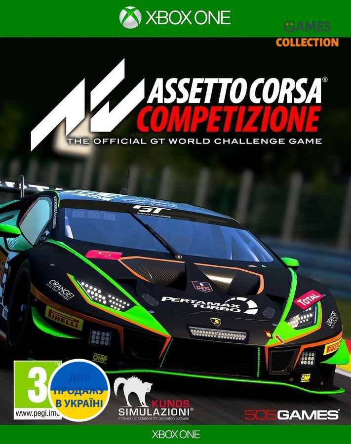 Assetto Corsa: Competizione (XBox One)-thumb