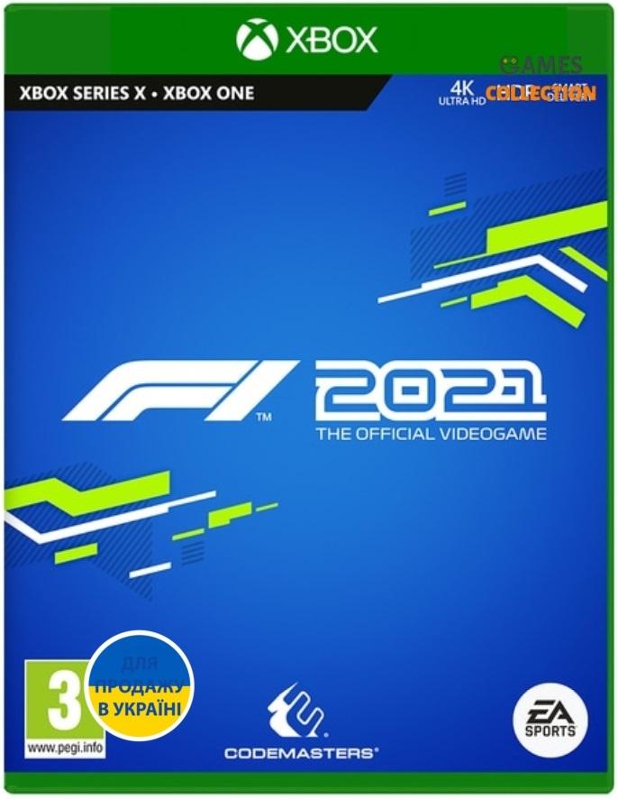 F1 2021 (XBOX ONE/XSX)-thumb