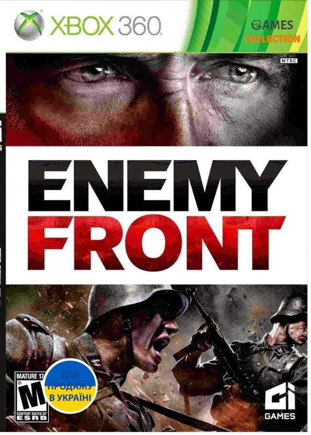 Enemy Front (XBOX360) Б/У-thumb