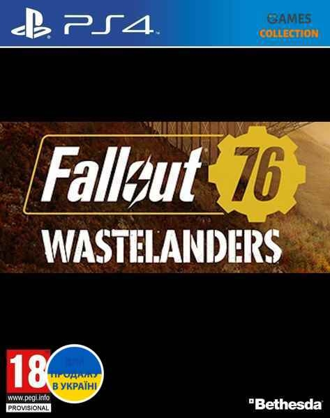 Fallout 76: Wastelanders (PS4)-thumb