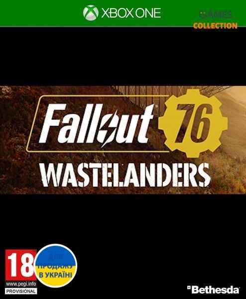 Fallout 76: Wastelanders (XBox One)-thumb