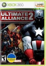 Marvel: Ultimate Alliance 2 (XBOX360) Б/У-thumb