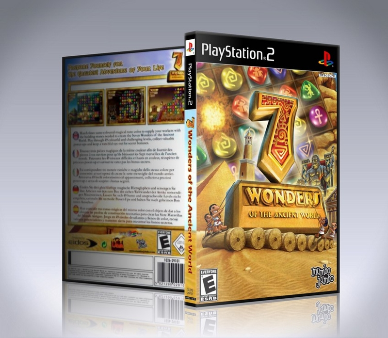 7 Wonders of the Ancient World (PS2)-thumb