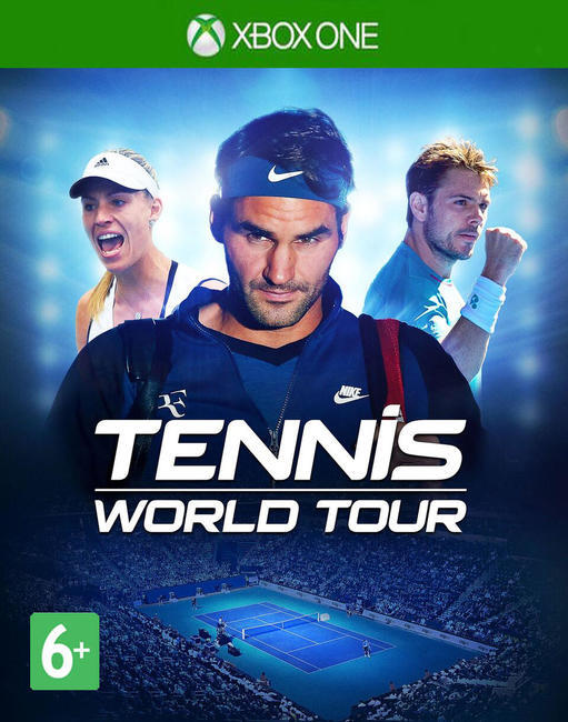 Tennis World Tour (Xbox One)-thumb