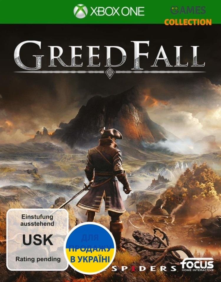 GreedFall (XBox One)-thumb