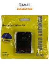 PS2 карта памяти 8Mb-thumb