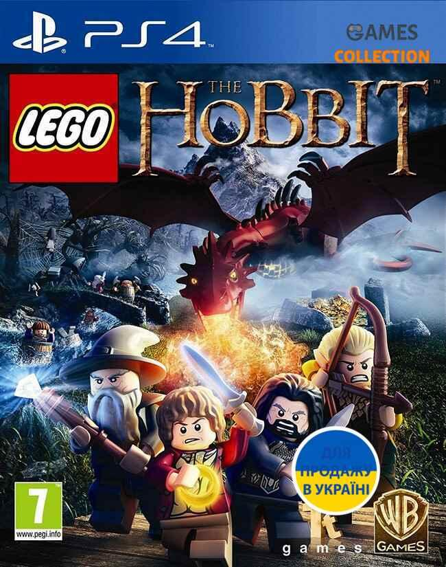 LEGO the Hobbit (PS4)-thumb