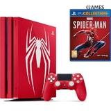 PS4 Slim 1 TB Spiderman + Джойстик + Игра Marvel: Spider-Man (PS4)-thumb