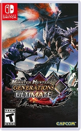 Monster Hunter Generations Ultimate (Switch)-thumb