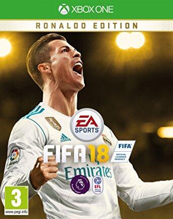 FIFA Ronaldo Edition (Xbox One)-thumb