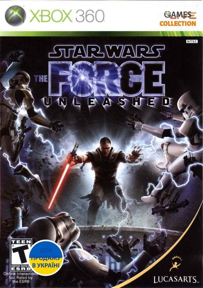 Star Wars: The Force Unleashed (XBOX360)-thumb