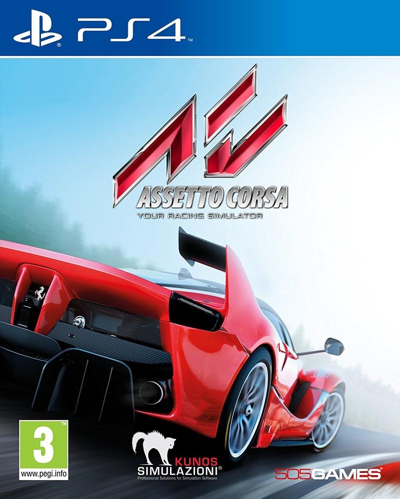 Assetto Corsa (PS4)-thumb