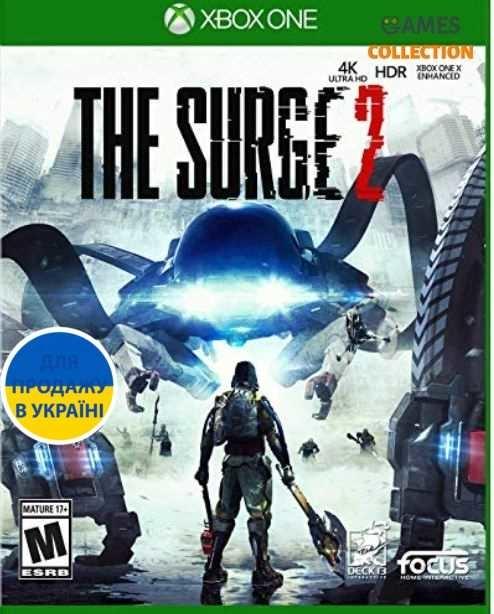 Surge 2 (XBox One)-thumb