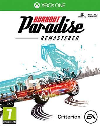Burnout Paradise Remastered (Xbox One)-thumb