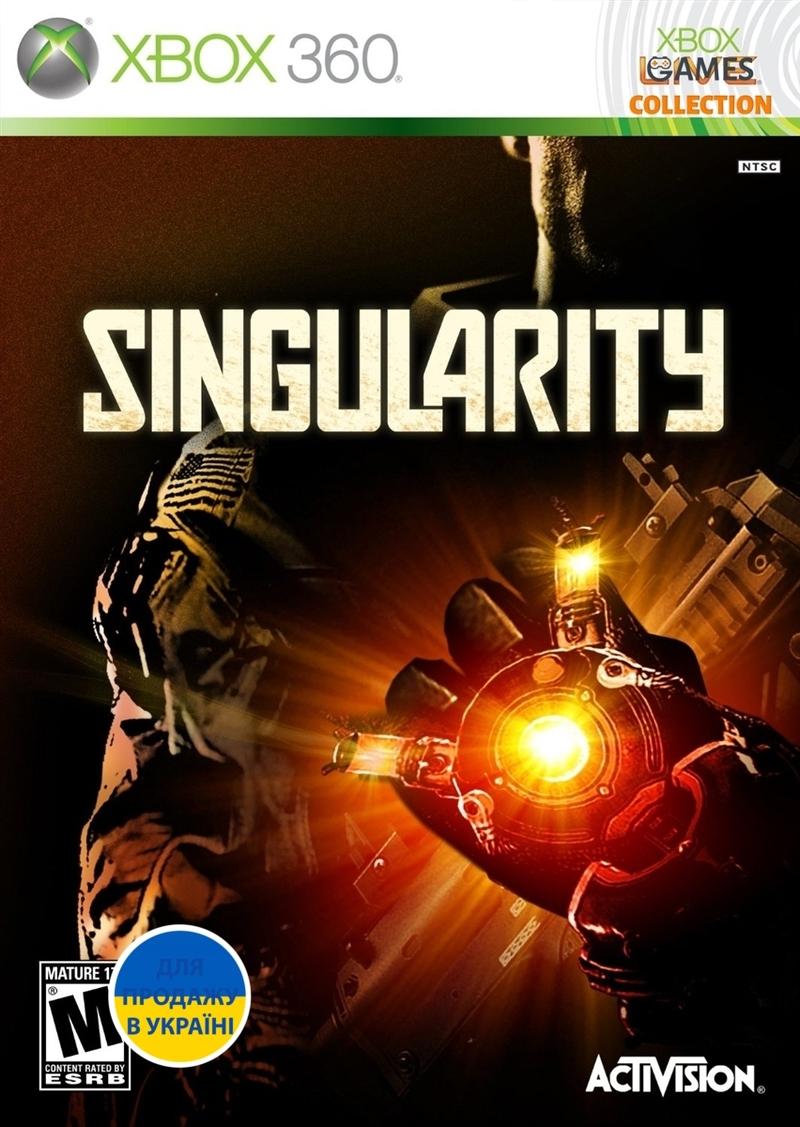 Singularity (XBOX360) Б/У-thumb