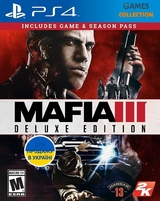 Mafia III: Deluxe Edition (PS4 )-thumb