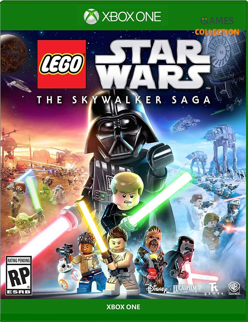 LEGO Star Wars: The Skywalker Saga (XBOX ONE/XSX)-thumb