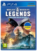 World of Warships: Legends (PS4)-thumb