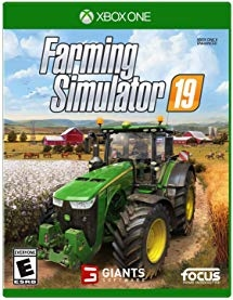 Farming simulator 19 (Xbox One)-thumb