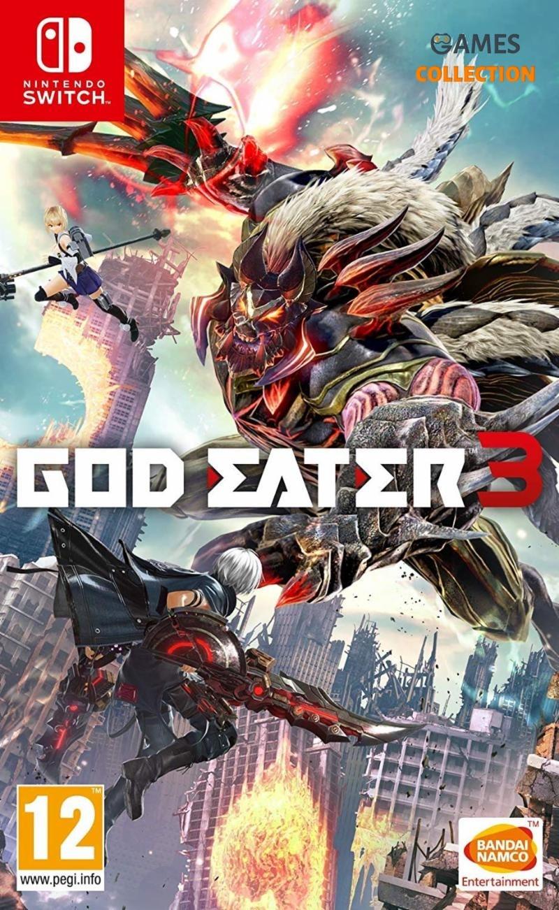 God Eater 3 (Nintendo Switch)-thumb