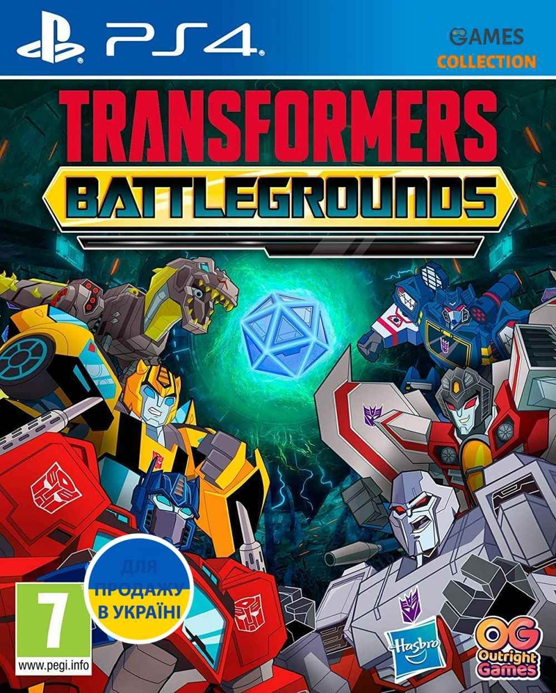 Transformers: Battlegrounds (PS4)-thumb