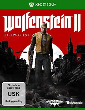 Wolfenstein II: The New Colossus (Xbox One)-thumb