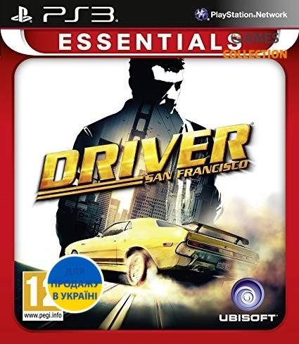 Driver: San Francisco (ESN) (PS3)-thumb