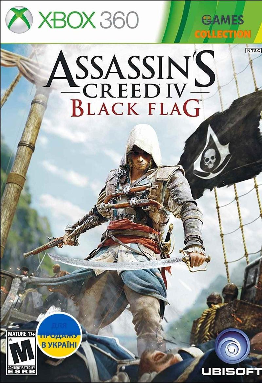 Assassin's Creed IV: Black Flag (XBOX360) Б/У-thumb