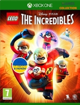 LEGO The Incredibles (XBox One)-thumb