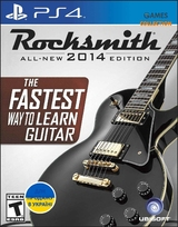 Rocksmith 2014 Edition with Cable (PS4)-thumb