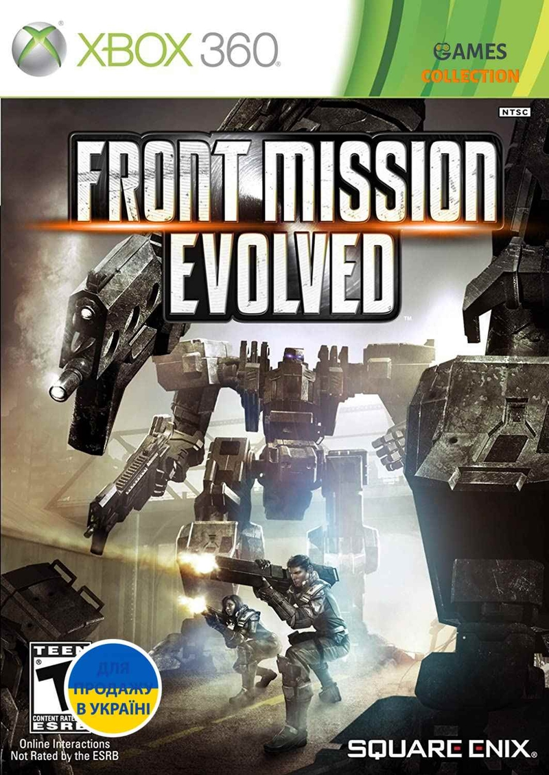 Front Mission Evolved (XBOX360)-thumb