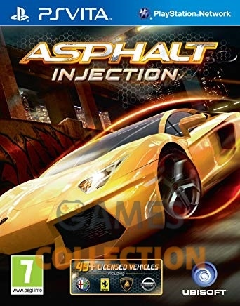 Asphalt Injection – без коробки (PS Vita)-thumb