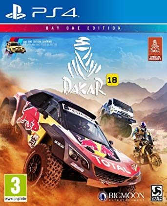 Dakar 18 (PS4)-thumb