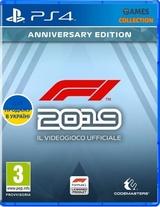F1 2019 – Anniversary Edition (PS4)-thumb