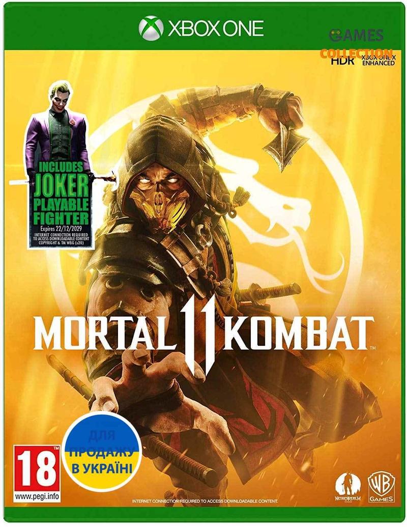 Mortal Kombat 11 Joker DLC (Xbox One)-thumb