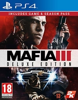 Mafia III Deluxe Edition (PS4 )-thumb