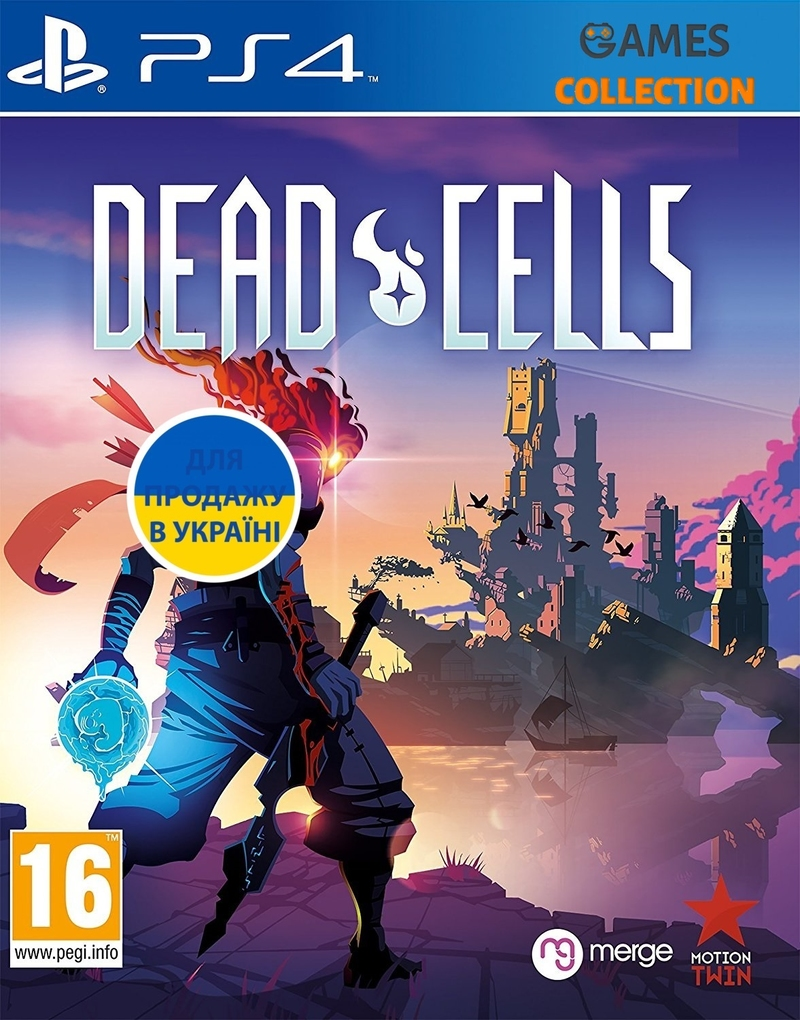 Dead Cells (PS4)-thumb