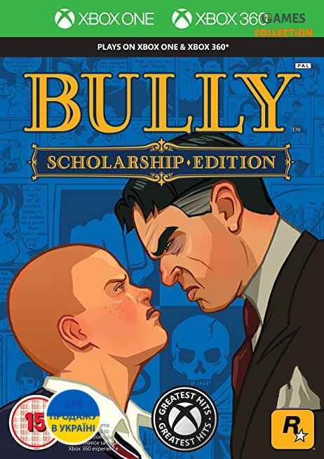 Bully: Scholarship Edition (Xbox 360/Xbox One) Б/У-thumb