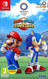Mario & Sonic at the Olympic Games Tokyo 2020 (Switch)-thumb