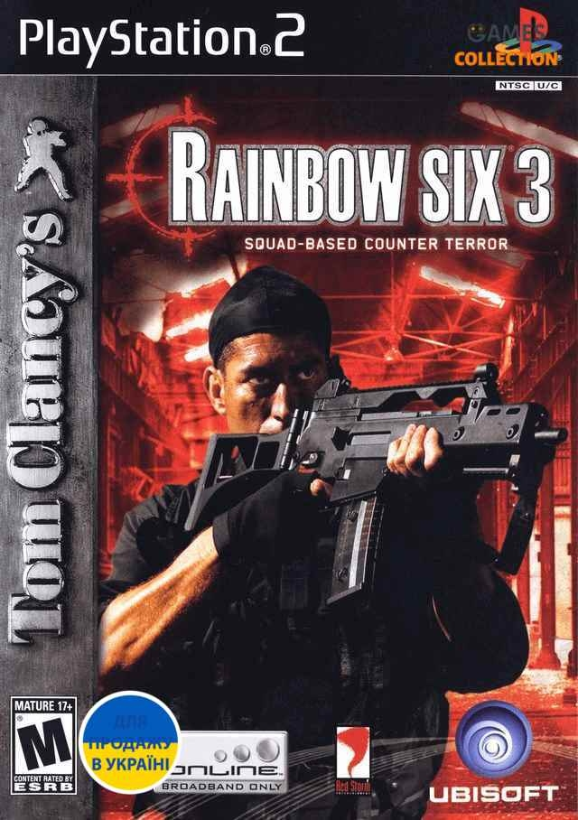 Tom Clancy's Rainbow Six 3 (PS2)-thumb