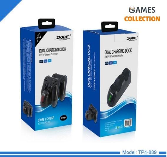 Зарядное устройство DOBE TP4-889 (PS4/slim/PRO)-thumb