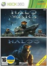 Halo Wars/Halo 3 (Xbox 360/Xbox One) Б/У-thumb