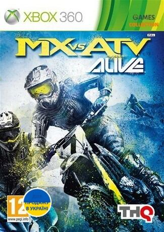 MX vs. ATV Alive(XBOX360)-thumb