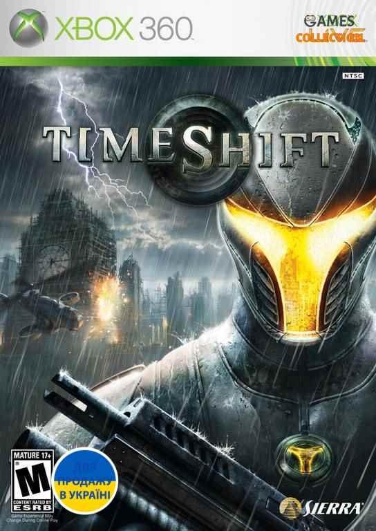 TimeShift (XBOX360)-thumb