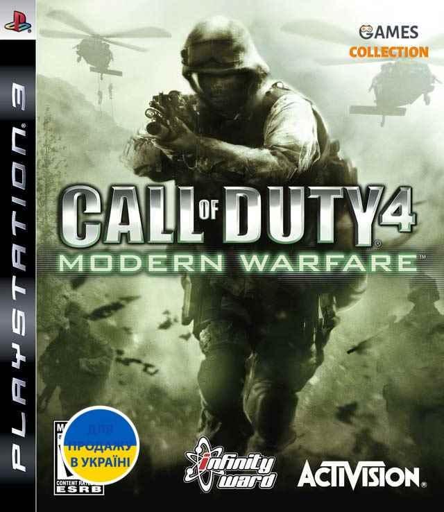Call of Duty 4: Modern Warfare (PS3)-thumb