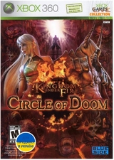 Kingdom Under Fire: Circle of Doom (XBOX 360) Б/У-thumb