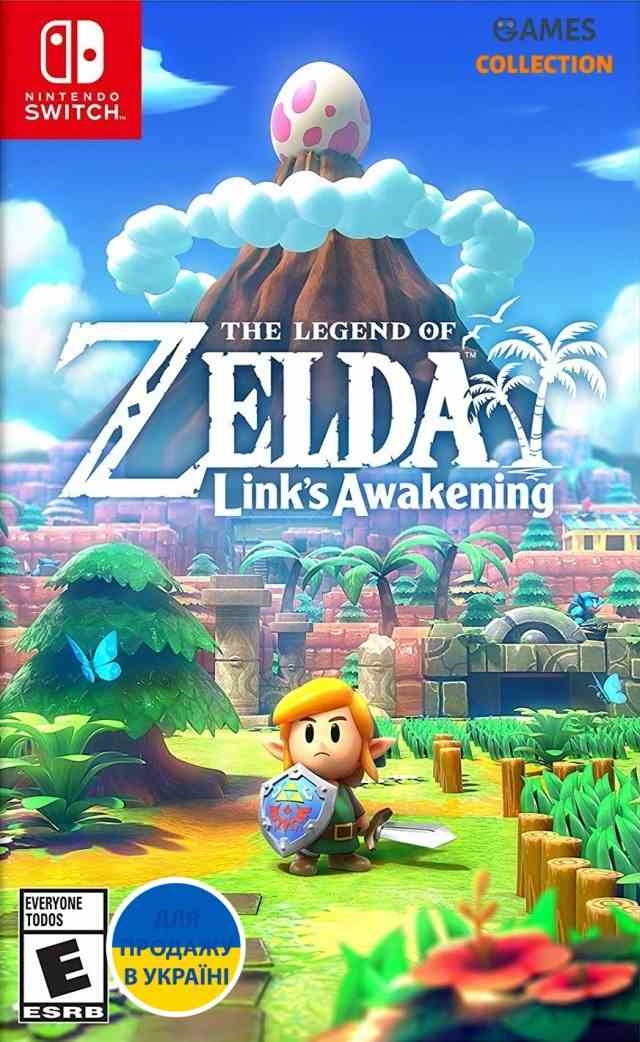The Legend of Zelda: Link's Awakening (Switch)-thumb